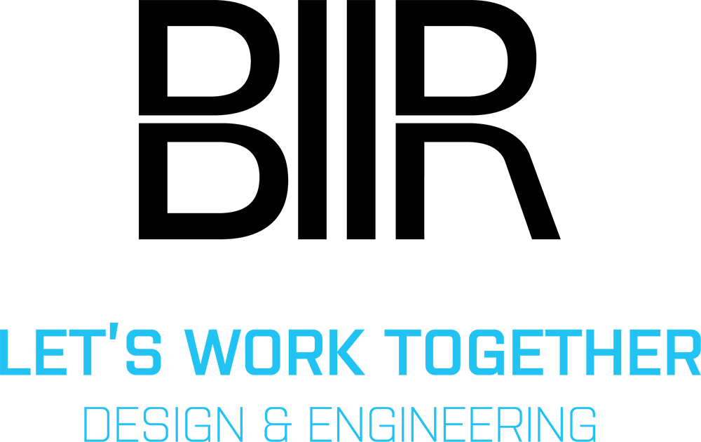 BIIR - Let's work together. Design and Engineering